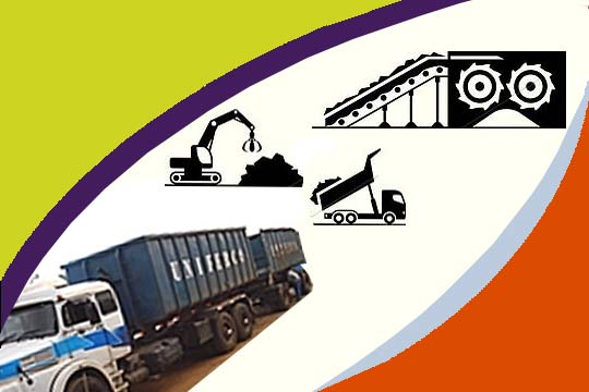 Logistica de compra e venda de sucatas de ferro e aço e logistica de entrega Just in Time